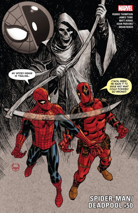 Spider-Man - Deadpool #50