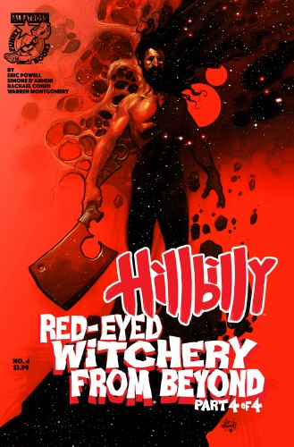 Hillbilly - Red-Eyed Witchery from Beyond #4