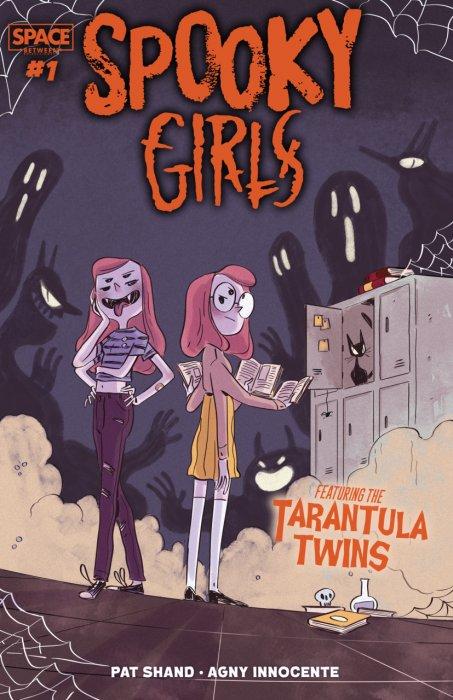 Spooky Girls - Tarantula Twins #1