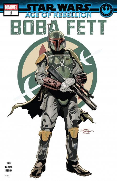 Star Wars - Age Of Rebellion - Boba Fett #1
