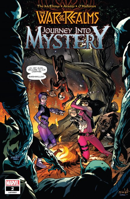 War of the Realms - Journey Into Mystery #2