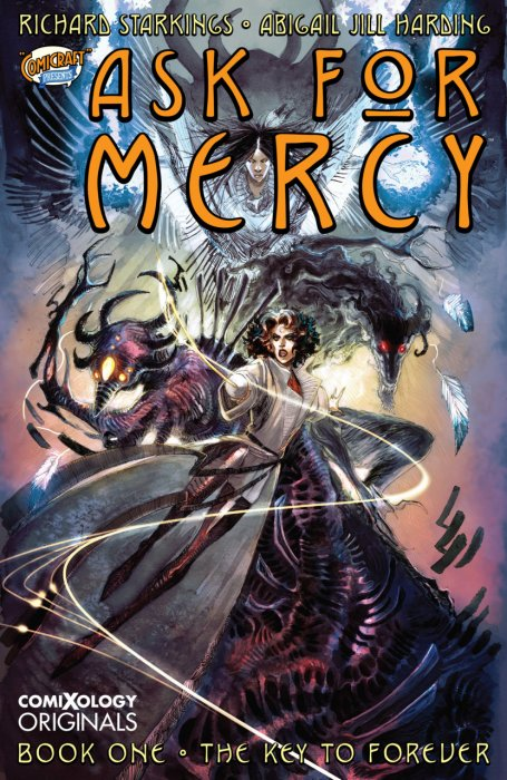 Ask for Mercy - Book 1 - The Key to Forever