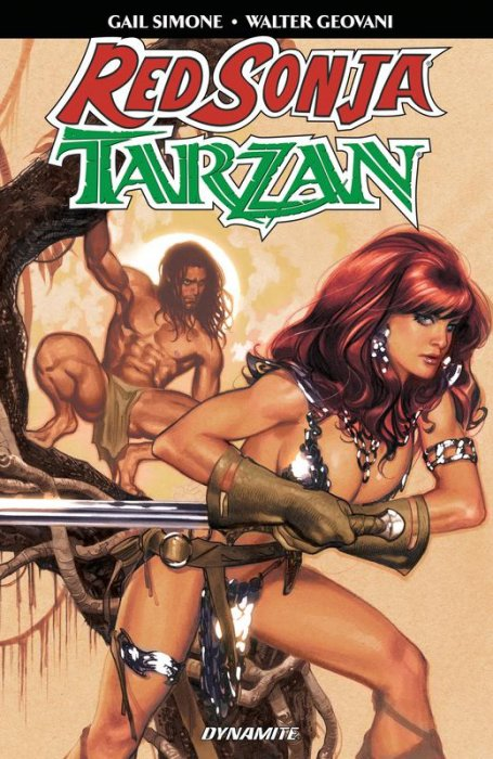 Red Sonja - Tarzan Vol.1