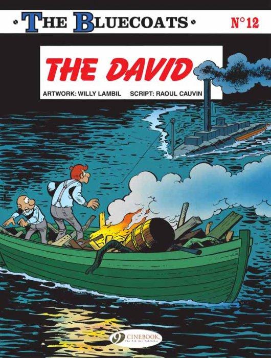 The Bluecoats #12 - The David