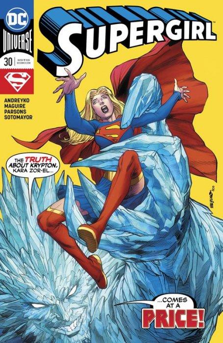 Supergirl #30