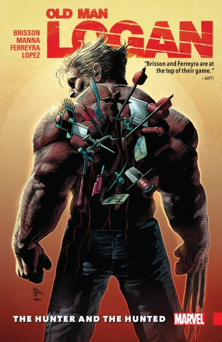 Wolverine - Old Man Logan Vol.9 - The Hunter and the Hunted