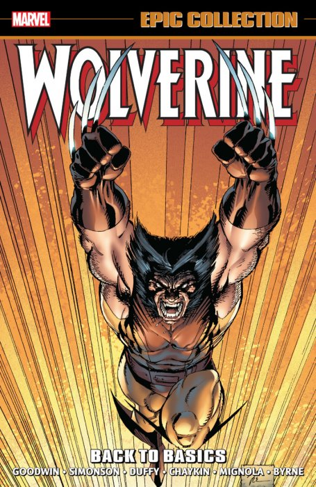 Wolverine Epic Collection Vol.2 - Back to Basics