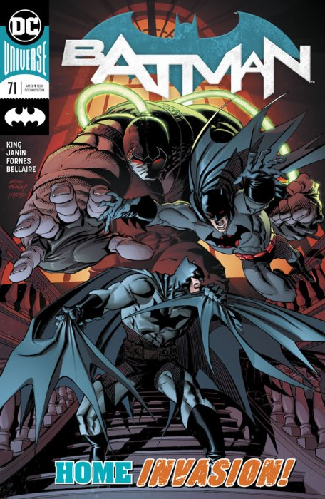 Batman Vol.3 #71