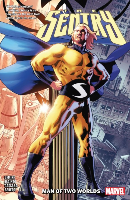 Sentry - Man Of Two Worlds #1 - TPB