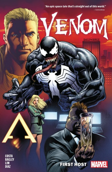 Venom - First Host #1 - TPB