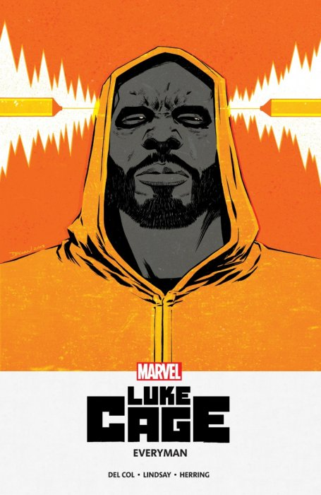 Luke Cage - Everyman #1 - TPB