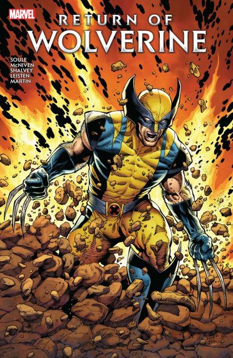 Return of Wolverine #1 - TPB