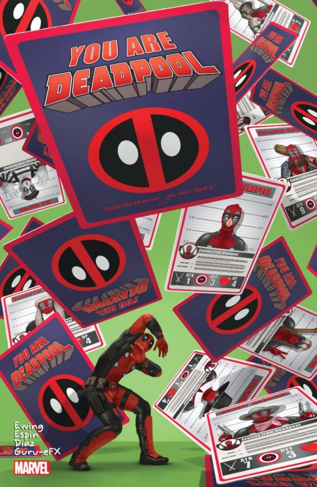 You Are Deadpool #1 - TPB