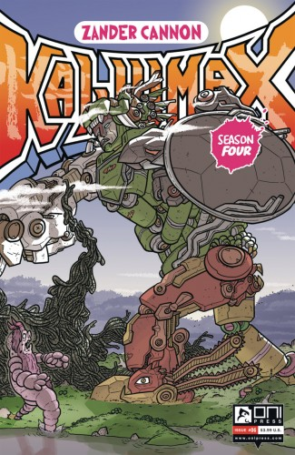 Kaijumax - Season Four #6
