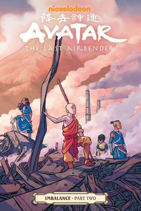 Avatar - The Last Airbender - Imbalance Part 2