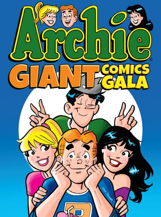 Archie Giant Comics Gala Vol.14