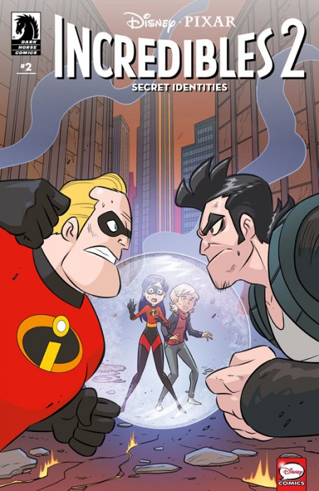 Incredibles 2 - Secret Identities #2
