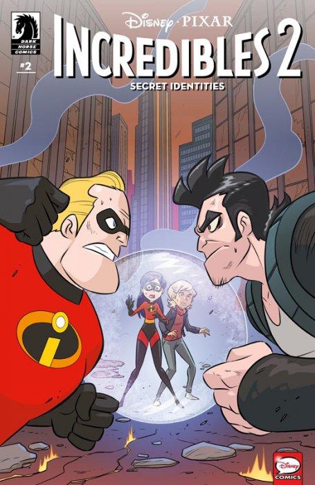 Incredibles 2 - Secret Identities #2