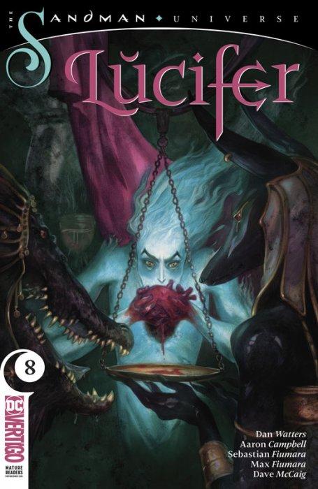 Lucifer Vol.3 #8