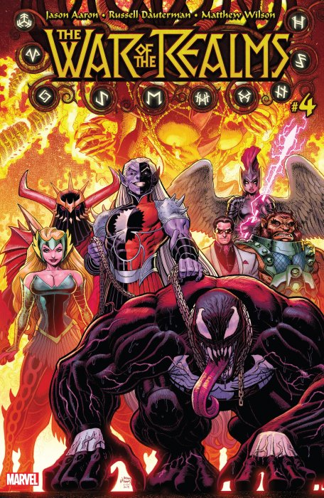 War of the Realms #4