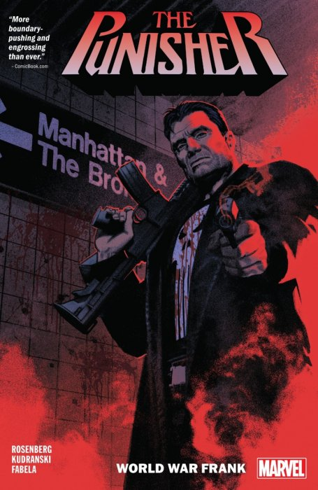 The Punisher Vol.1 - World War Frank