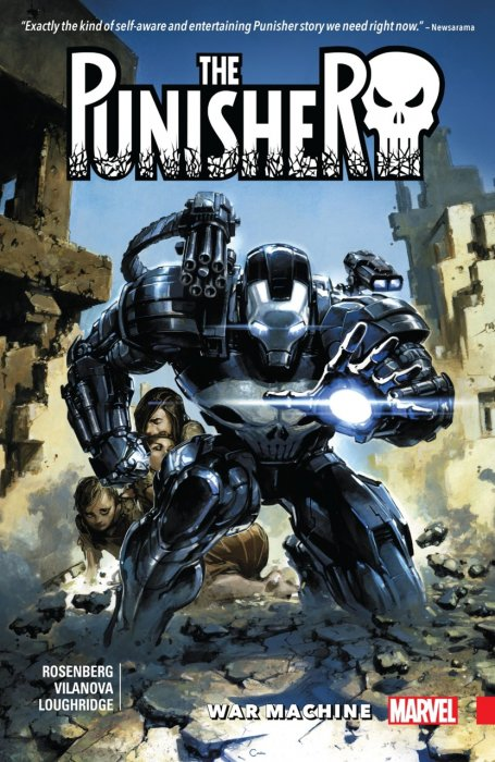 The Punisher - War Machine Vol.1