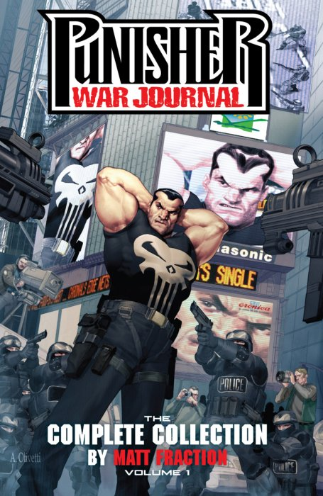Punisher War Journal by Matt Fraction - The Complete Collection Vol.1