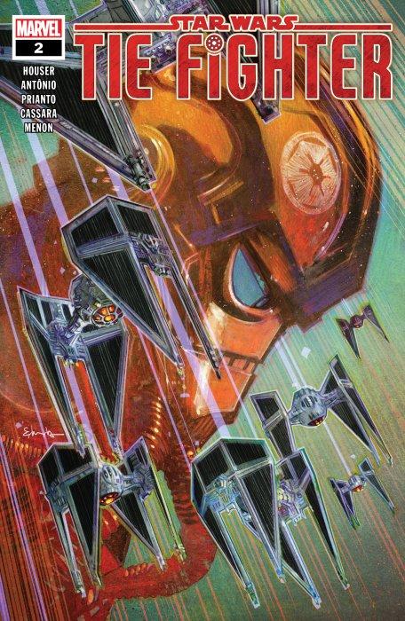 Star Wars - Tie Fighter #2