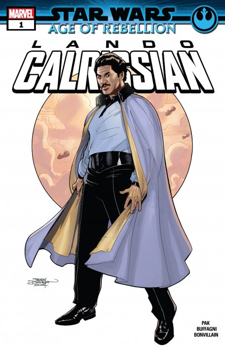 Star Wars - Age Of Rebellion - Lando Calrissian #1