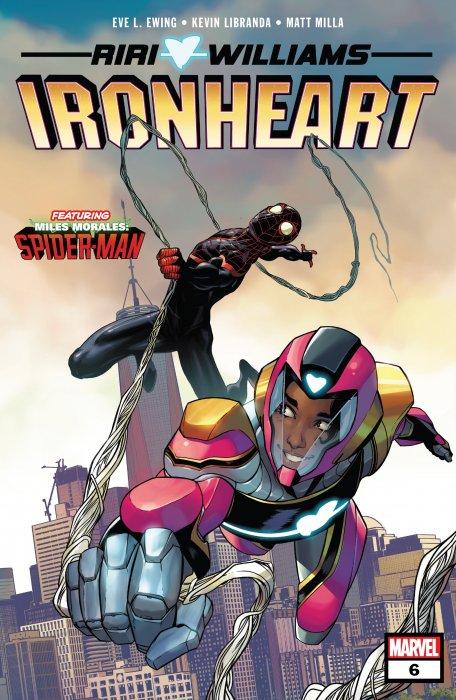 Ironheart #6
