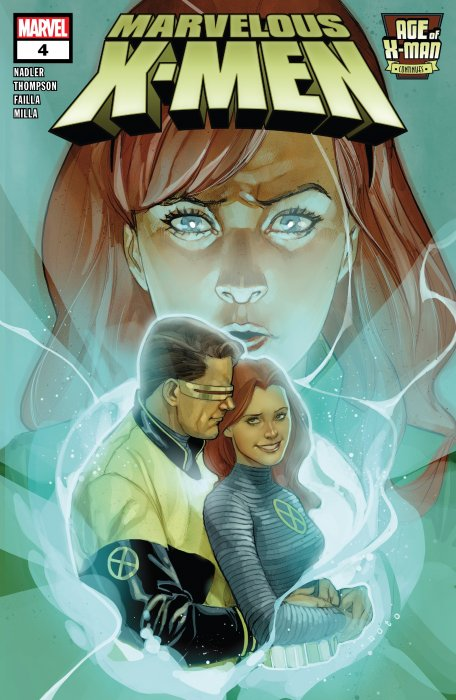 Age of X-Man - The Marvelous X-Men #4
