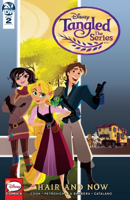 Tangled - The Series - Hair and Now #2