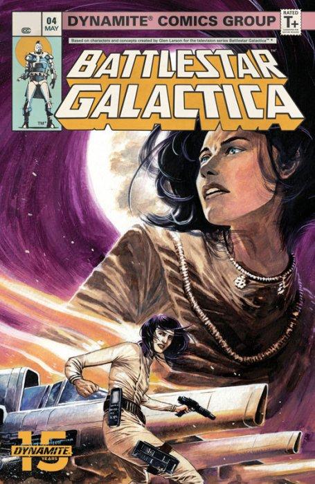 Battlestar Galactica (Classic) #4