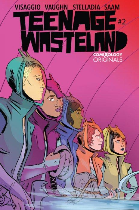 Teenage Wasteland #2