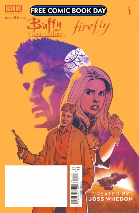 Buffy - Firefly Welcome to the Whedonverse FCBD