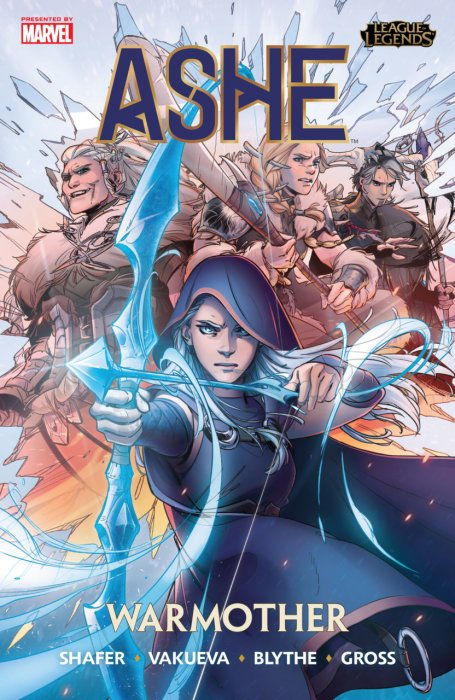League of Legends - Ashe - Warmother #1 - TPB