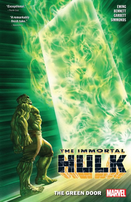 Immortal Hulk Vol.2 - The Green Door