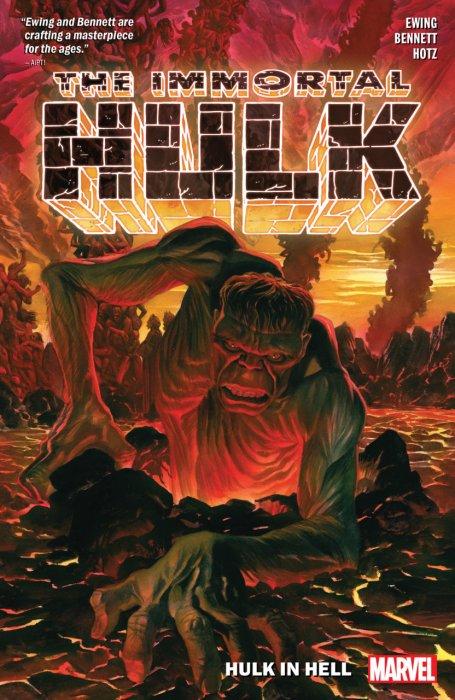 Immortal Hulk Vol.3 - Hulk in Hell