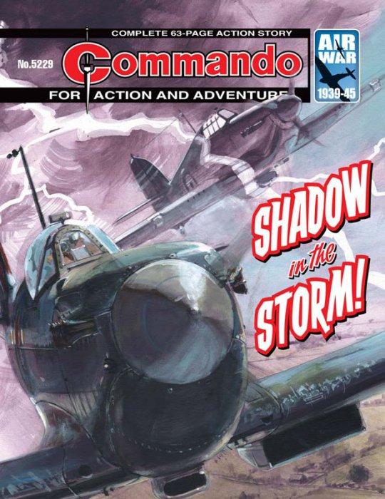 Commando #5227-5230