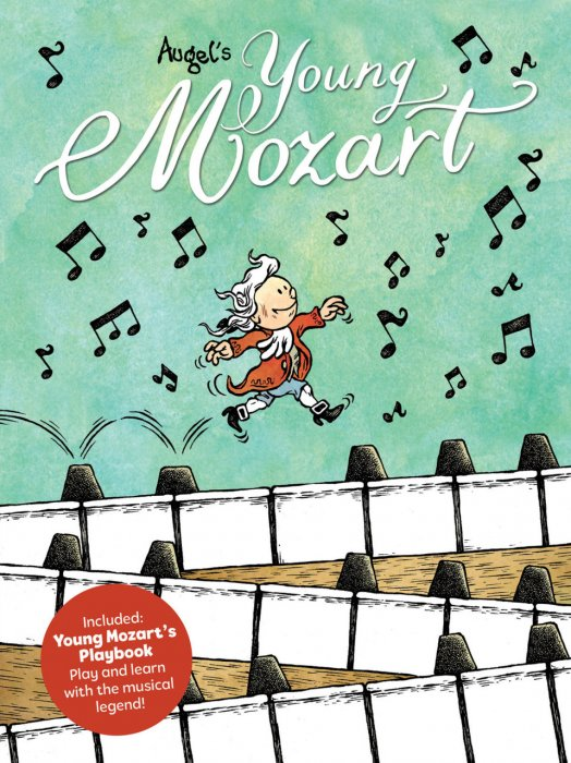 Young Mozart #1 - HC