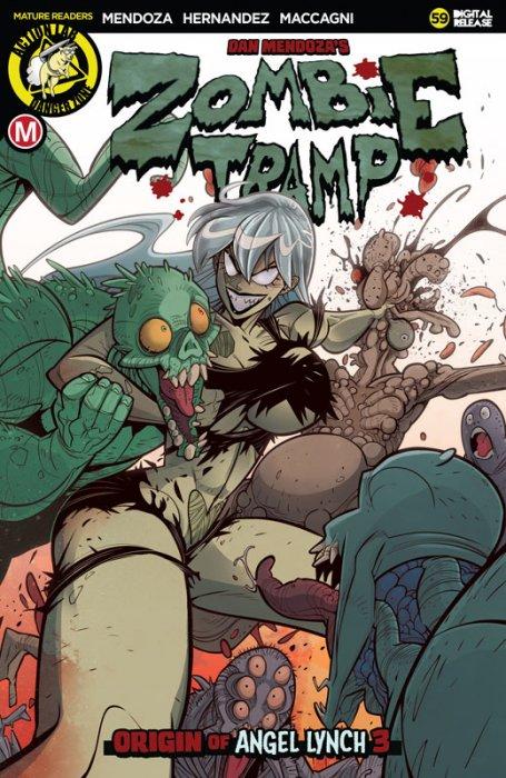 Zombie Tramp #59 - Origin of Angel Lynch 3