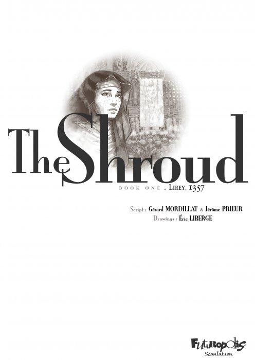 The Shroud #1 - Lirey