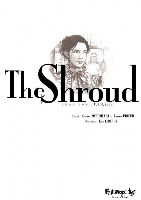 The Shroud #2 - Turin