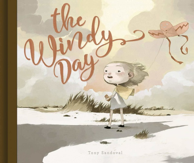 The Windy Day #1 - GN