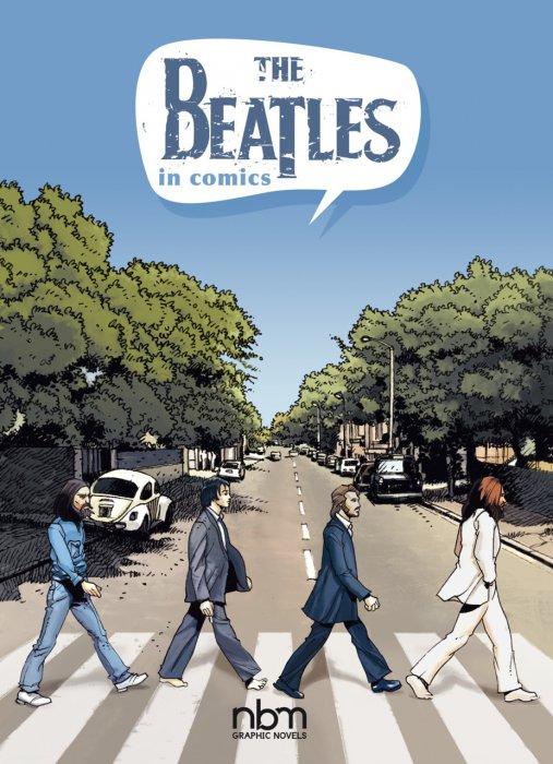 The Beatles in Comics #1 - HC