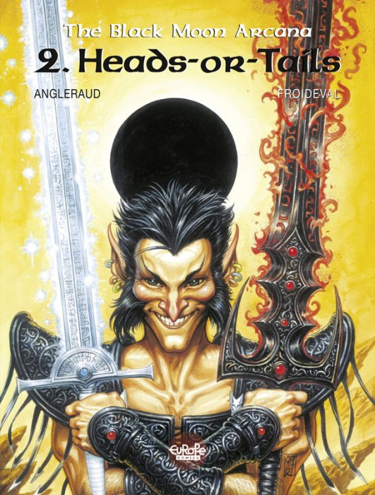 The Black Moon Arcana #2 - Heads-or-Tails
