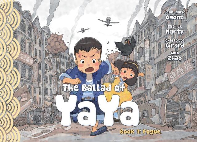 The Ballad of Yaya #1 - Fugue