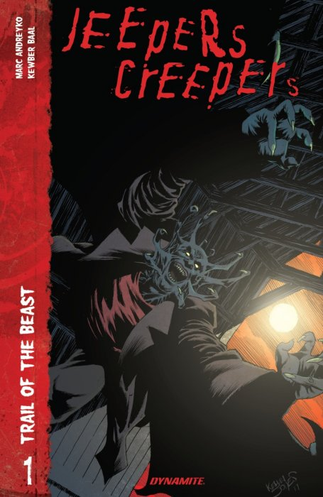 Jeepers Creepers Vol.1 - Trail of the Beast