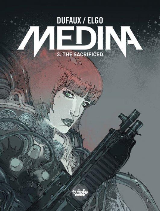 Medina #3 - The Sacrificed