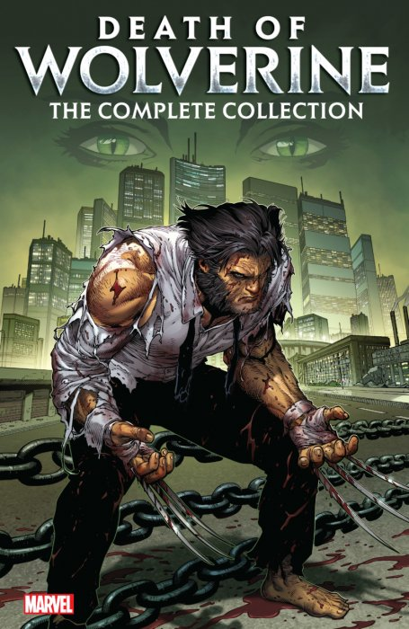 Death of Wolverine - The Complete Collection #1 - TPB